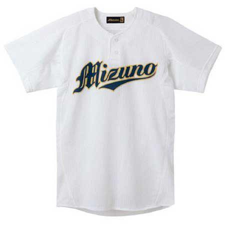ミズノ(MIZUNO) 試合用ユニフォームシャツ 52MW17201 野球 ユニホーム ウエア