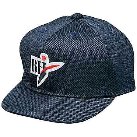 ミズノ(MIZUNO) 審判帽BFJマーク 52BA86414 野球 審判用品 帽子 キャップ