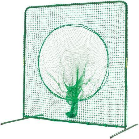 ミズノ(MIZUNO) Wネット2M(SEP) トスマル 1GJNA10000 野球 練習器具 グランド用品