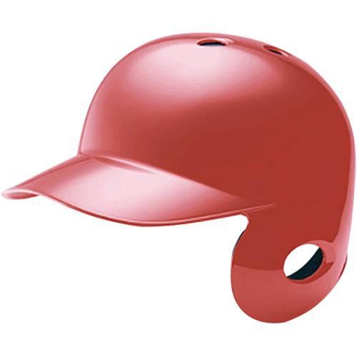 ミズノ(MIZUNO) 軟式ヘルメット 右打者 62/レッド 1DJHR10362 野球 軟式用ヘルメット 防具