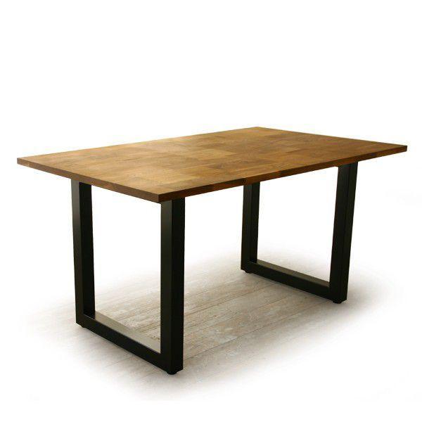 ダイニングテーブル マスターウォール モザイクダイニングテーブルW1400 ウォールナット MSDT1485SL Masterwal