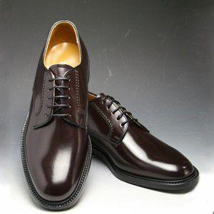 リーガル/ビジネスシューズ プレーントゥ/2504 ブラウン/メンズ 靴|essendo|02