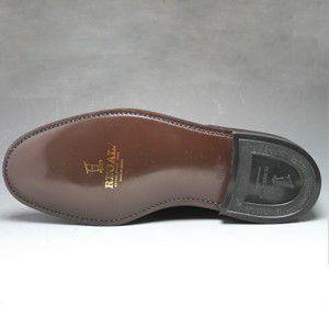 リーガル/ビジネスシューズ プレーントゥ/2504 ブラウン/メンズ 靴|essendo|04