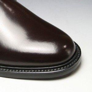 リーガル/ビジネスシューズ プレーントゥ/2504 ブラウン/メンズ 靴|essendo|05