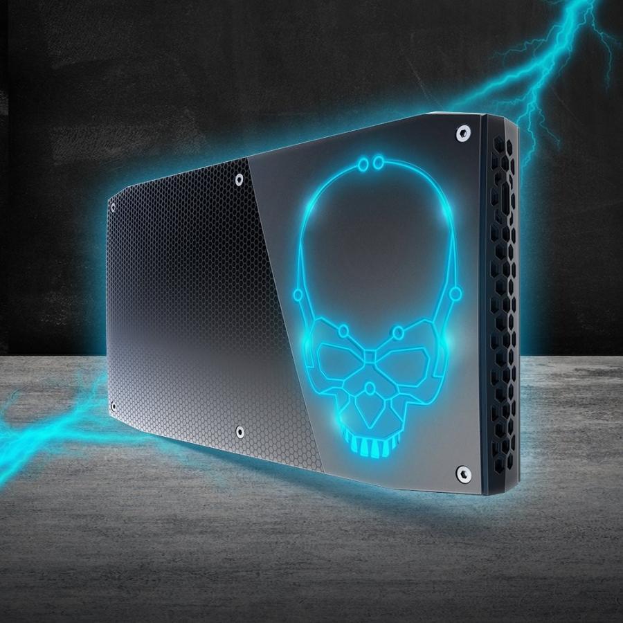 Intel NUC Core i7-6770HQ搭載 小型PCベアボーン M.2 SSD対応 BOXNUC6I7KYK