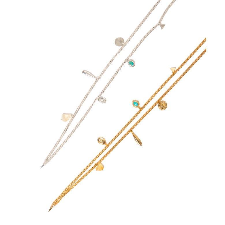 正規品 GLAMB グラム Tramp Tramp necklace (long) (long) グラム ご注文より10日前後頃の入荷予定, 選んで屋:aed62449 --- airmodconsu.dominiotemporario.com