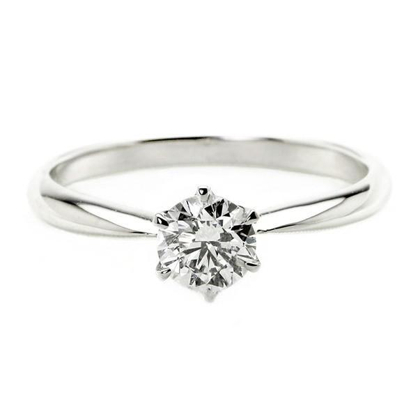 驚きの価格 ダイヤモンド ブライダル リング プラチナ Pt900 0.4ct ダイヤ指輪 Dカラー SI2 Excellent EXハート&キューピット エクセレント 鑑定書付き 12.5号, セレクトショップreal 192df3cd