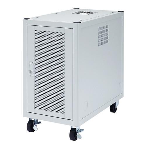 訳あり 新品 ハブ収納ボックス(4U・19インチマウント・縦置き) CP-TH4UN サンワサプライ 箱にキズ、汚れあり ネコポス非対応