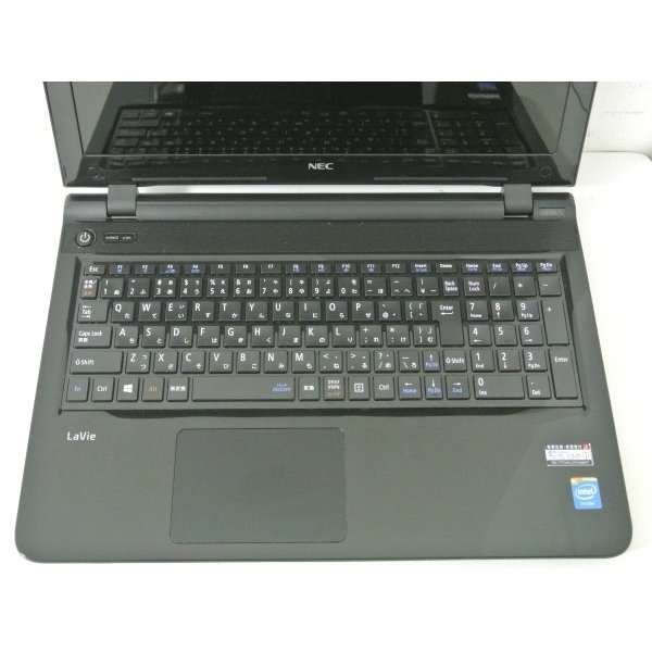 NEC LaVie S LS150/SSB PC-LS150SSB [スターリーブラック] (Celeron Dual-Core 2957U(Haswell)/4GB/750GB/DVDマルチ/Win10搭載)[中古品][送料無料]|et8|02