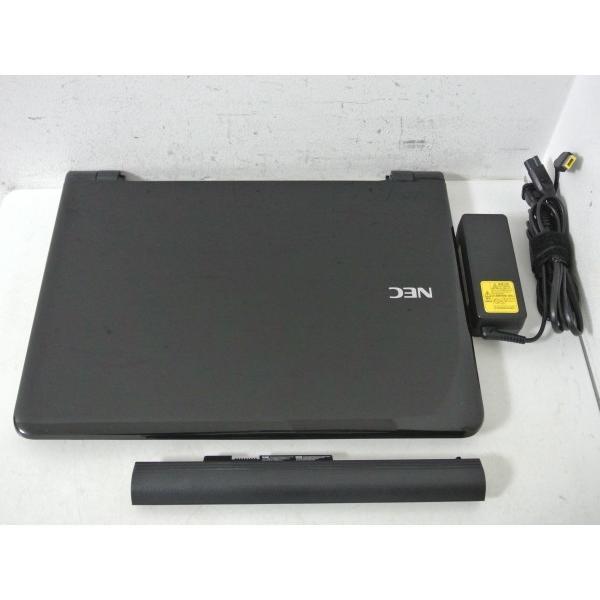 NEC LaVie S LS150/SSB PC-LS150SSB [スターリーブラック] (Celeron Dual-Core 2957U(Haswell)/4GB/750GB/DVDマルチ/Win10搭載)[中古品][送料無料]|et8|05