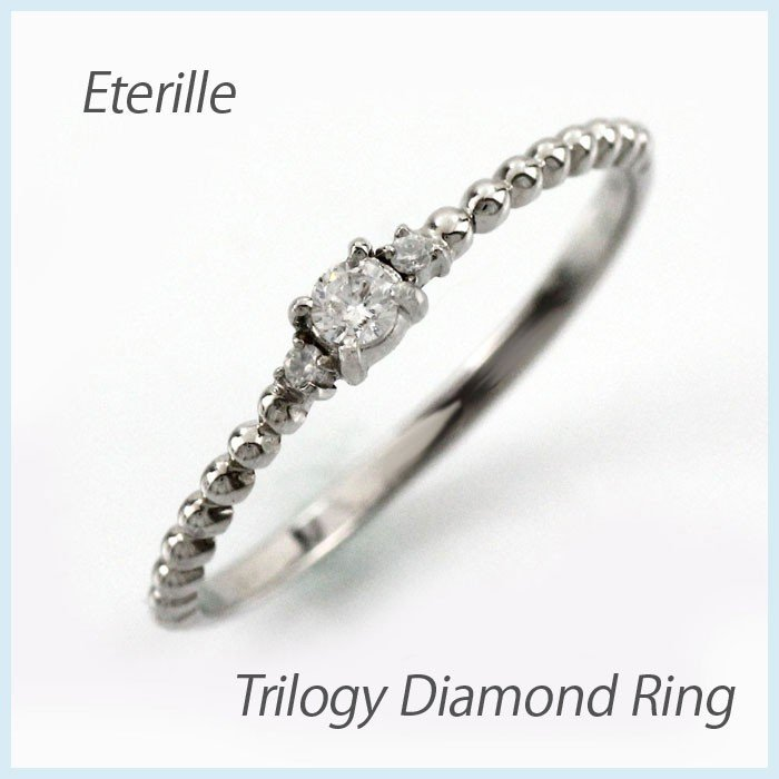 【SALE】 リング ダイヤ プラチナ ダイヤモンド 指輪 900 アンティーク 華奢 ダイヤリング, ワイエムカンパニー 4d5a0337