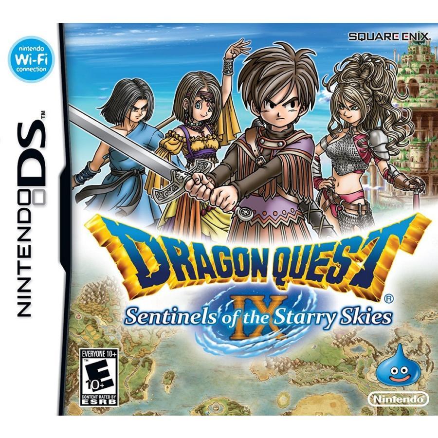 中古】Dragon Quest IX: Sentinels of The Starry Skies ...