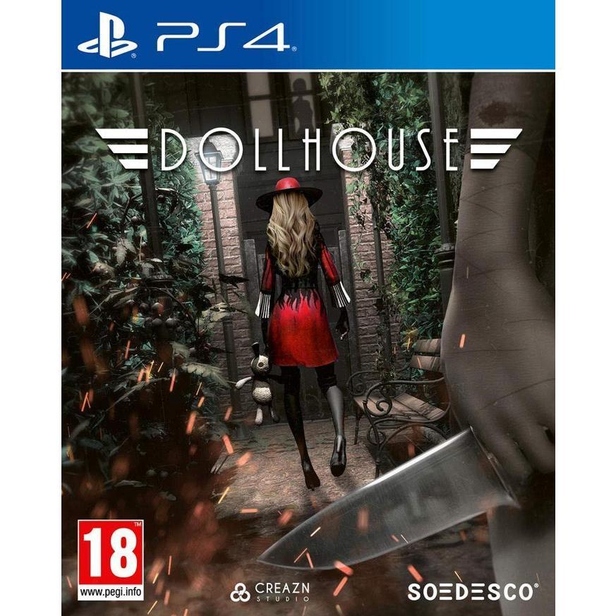 【新品】Dollhouse ドールハウス PS4 輸入版 日本語字幕対応
