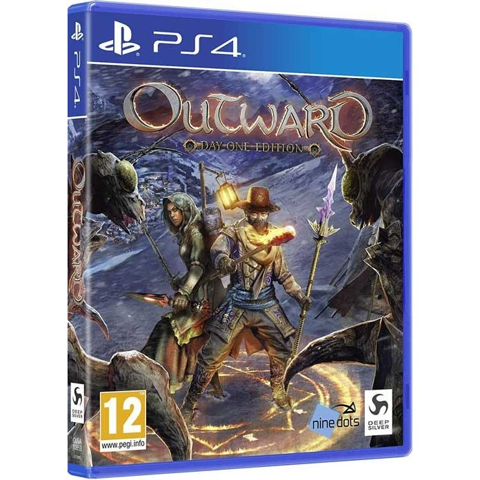 【新品】Outward ps4 輸入版
