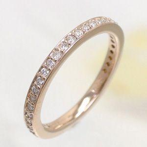 フルエタニティリング ダイヤモンド 0.3ct アップ 指輪 レディース ジュエリー アクセサリー