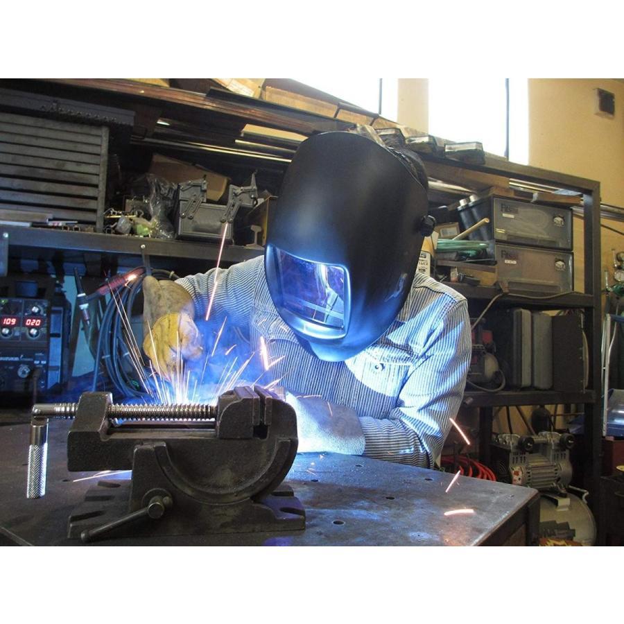 スズキッド(SUZUKID) 液晶式自動遮光面 アイボーグGORILLA EB-300G
