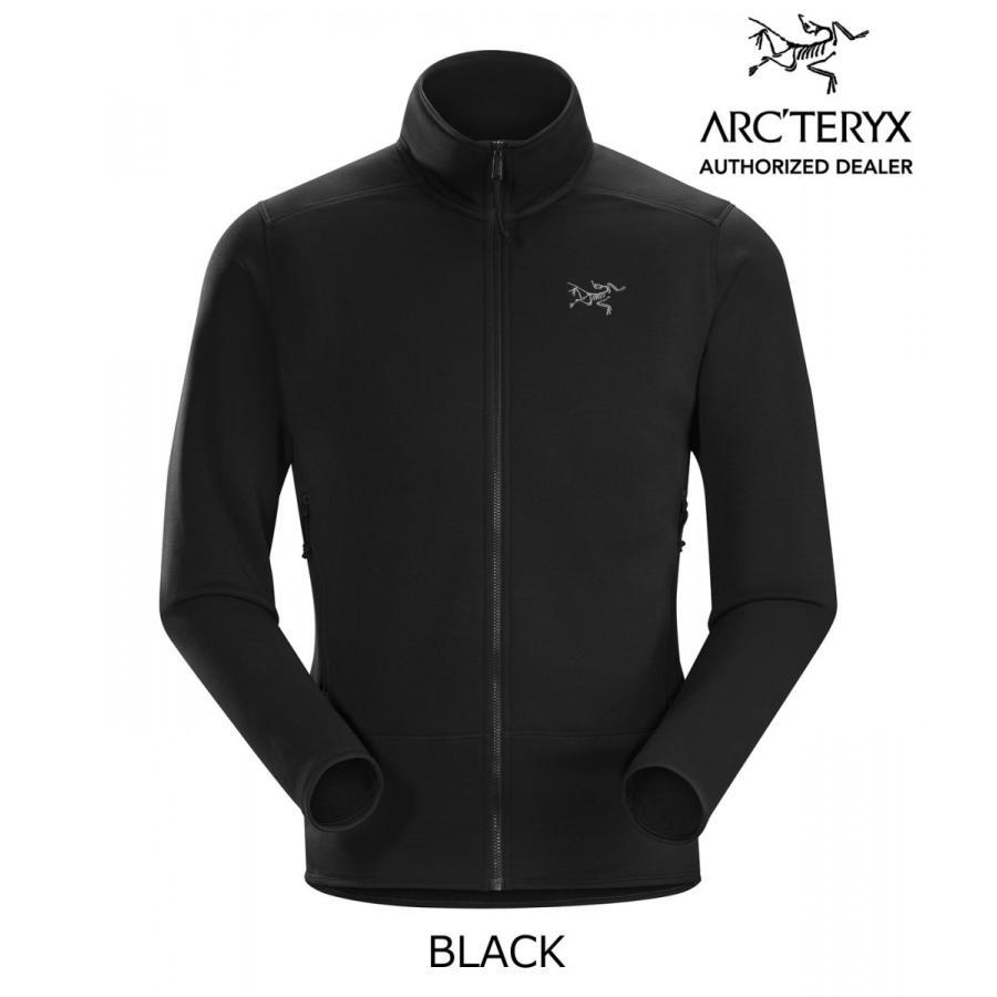 ARC'TERYX アークテリクス KYANITE JACKET カイヤナイト ジャケット パワーストレッチフリース 正規販売店