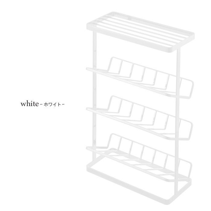 tower  タワー バスボトルラック ホワイト・ブラック|etocelect|06