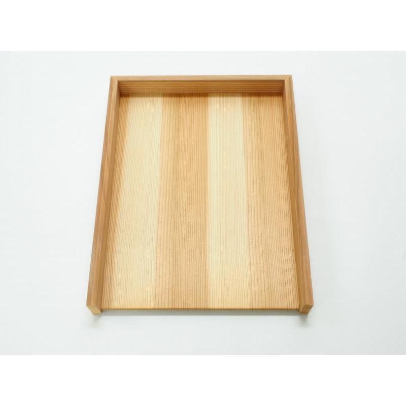 木製レターラック 書類トレー 積重ね可能 国産杉材使用|etosebisuyashop|02