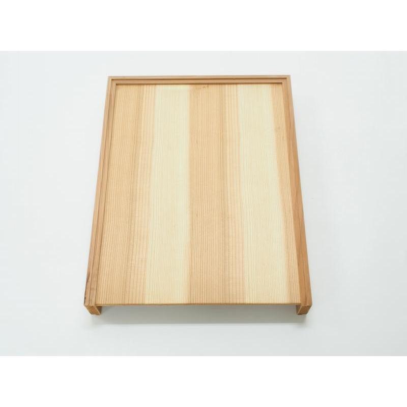 木製レターラック 書類トレー 積重ね可能 国産杉材使用|etosebisuyashop|03