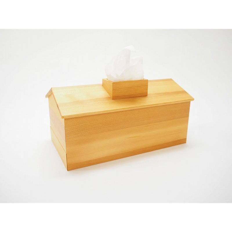 家の型のティッシュボックスケース etosebisuyashop