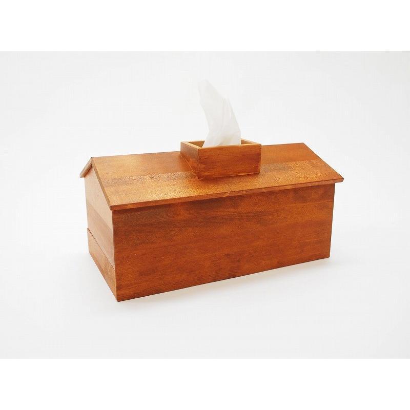 家の型のティッシュボックスケース etosebisuyashop 09