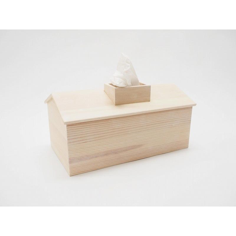 家の型のティッシュボックスケース etosebisuyashop 10