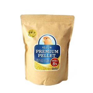 プレミアムペレットスモール8%(S8) 1kg|etpk