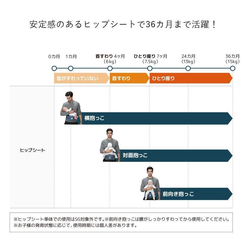 POGNAE ポグネー ヒップシート単体 ORGA(オルガ)【日本正規取扱店】【送料無料】/PG-ORGA-S|ette|07