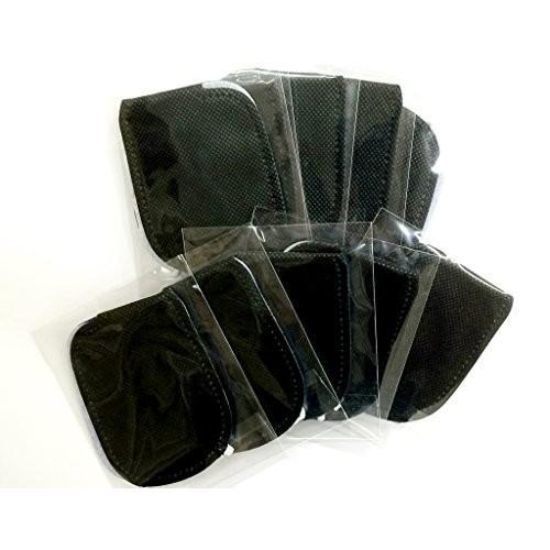 不織布 使い捨て アイマスク 個包装 ブラック 100枚セット|eureka-in-the-y|03