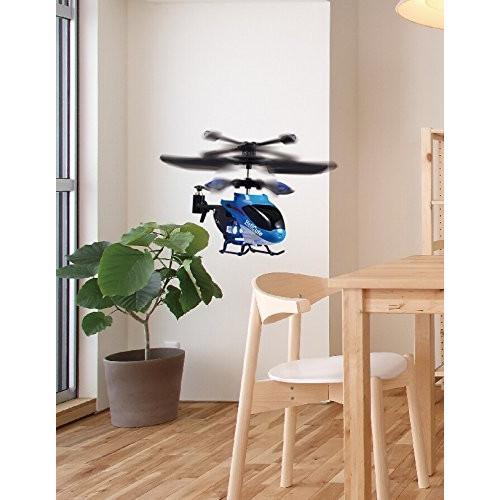 ジョーゼン ジャイロマスター 赤外線3chミニヘリ ラジコン ヘリキュート|eureka-in-the-y|03