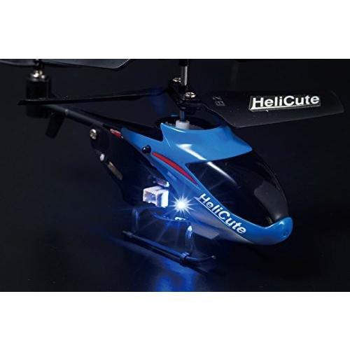 ジョーゼン ジャイロマスター 赤外線3chミニヘリ ラジコン ヘリキュート|eureka-in-the-y|06