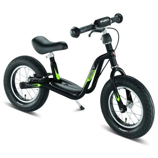PUKY プッキー社 ラーニングバイク LR XL ブラック(後輪ブレーキ付き)