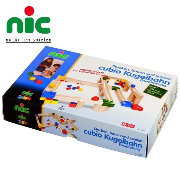 nic ニック社 CUBIO クビオ 玉の塔 補充セット (新タイプ) 45ピース