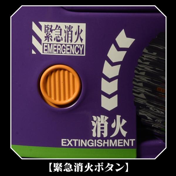 EVANGELION x TOYOTOMI レインボーストーブ初号機モデル【専用バッグ付】(トヨトミ) [お届け予定:2021年2月]|evastore|03