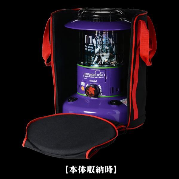EVANGELION x TOYOTOMI レインボーストーブ初号機モデル【専用バッグ付】(トヨトミ) [お届け予定:2021年2月]|evastore|06