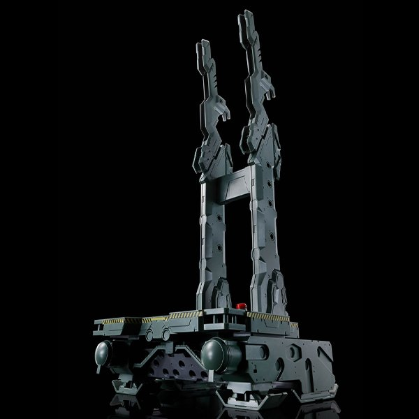 プラモデル【RG】用エヴァンゲリオン専用拘束兼移動式射出台セット[お届け予定:2022年2月]|evastore