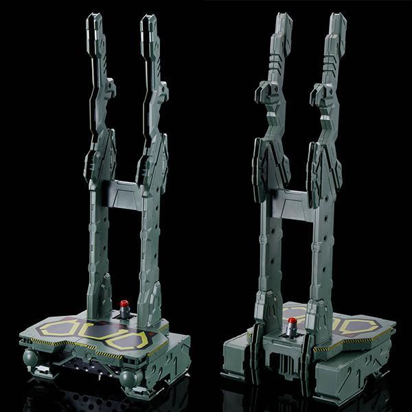 プラモデル【RG】用エヴァンゲリオン専用拘束兼移動式射出台セット[お届け予定:2022年2月]|evastore|02