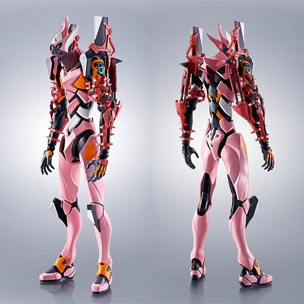 【限定発売】ROBOT魂<SIDE EVA>エヴァンゲリオン改8号機γ[お届け予定:2022年1月]|evastore|02