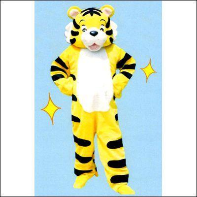 着ぐるみ[きぐるみ] 虎[とら・トラ]A 【アニマル・着ぐるみ】