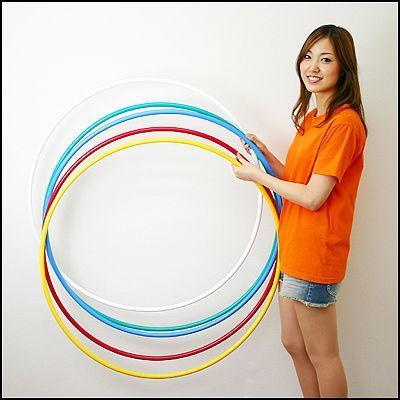 カラーリング 直径90cm 5色1組