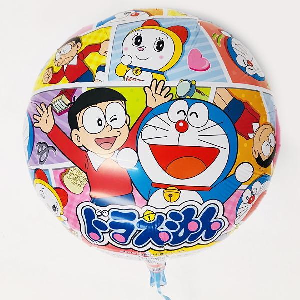 UFO風船[キャラクター風船] ドラえもん柄(10枚) 糸付 【バルーン】|event-ya|03