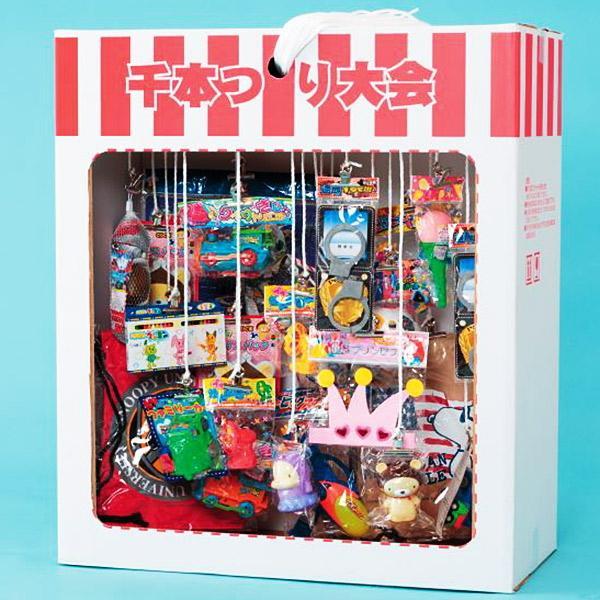 千本つりミニパッケージ 本体+景品 [おもちゃ] 100個付 [大型商品160cm以上]|event-ya|02