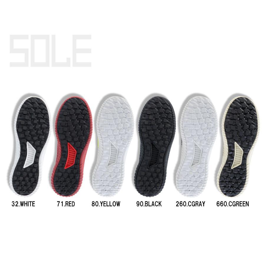 安全靴 人気 おすすめ メッシュ 超軽量 メンズ スニーカー シューズ 作業靴 カジュアル 3E 樹脂先芯 通気性 ゴム底 EVA XEBEC シーベック BORN TO WORK 85412 everest-work 04