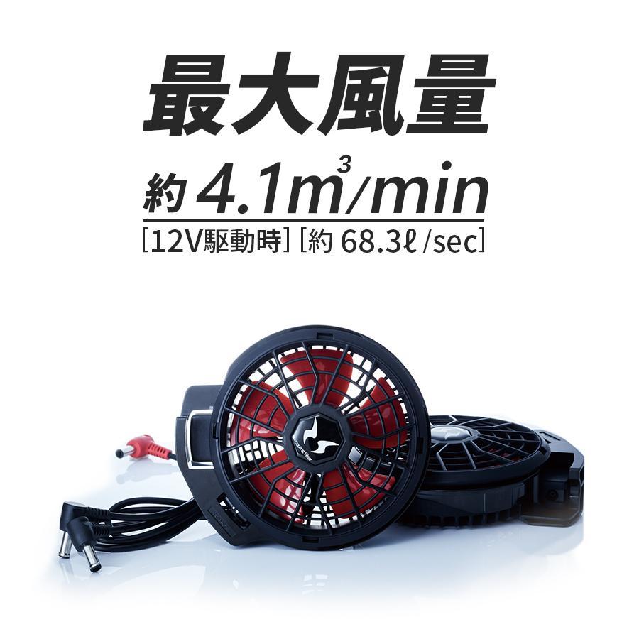 フラットハイパワーファンセット フラットファン 空調風神服用ファン 薄型 コンパクトファン フラット設計 KANSAI カンサイ RD9120H|everest-work|03