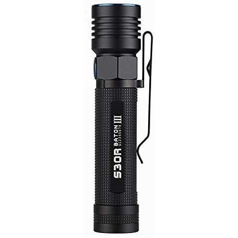 Bundle:Olight オーライト S30R Baton III Cree XM-L2 LED搭載/ 明るさMAX:1050ルーメン 5