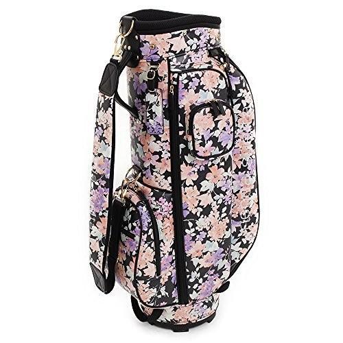 100%正規品 リエンダスエルタゴルフ(Rienda Suelta Golf) Golf) CADDIEBAG キャディーバッグ RS-01 SPRING FLOWER CADDIEBAG RS-01, 多久市:3a90e26c --- airmodconsu.dominiotemporario.com