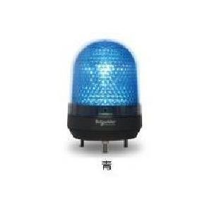 小型LED表示灯(φ100)XVR3型(青)デジタルシグナリング【XVR3B06】