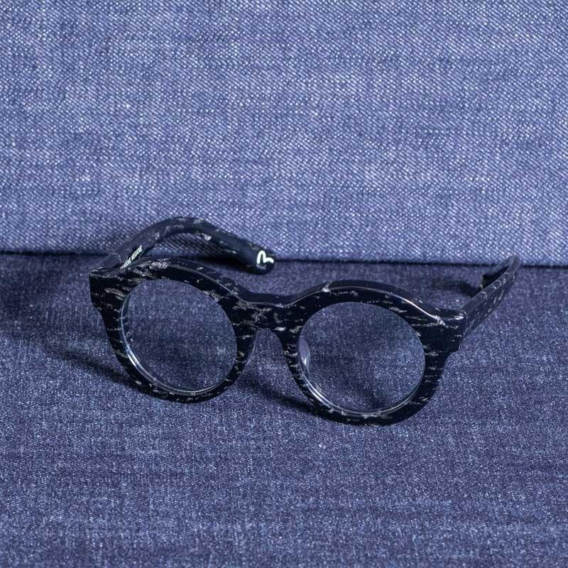 上質で快適 《WILLY》 GLASSES (ROUND/GRAY)/鯖江/眼鏡/EVISUジーンズ, ピアノ楽譜専門店 CRESCENDO fc46506a