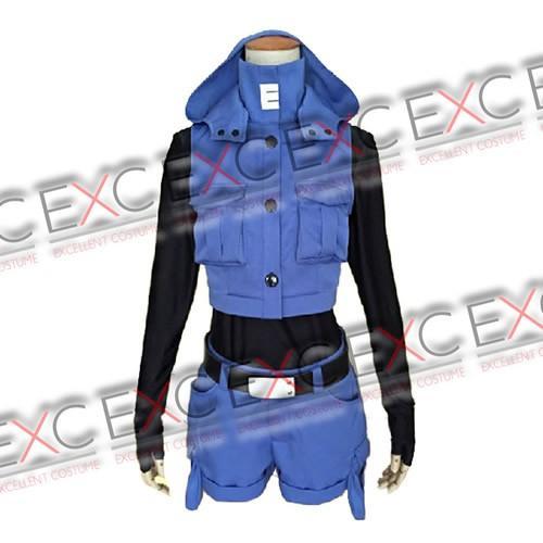 【39%OFF!!】暗殺教室 茅野カエデ(かやのかえで) 超体育着(新ジャージ) 風 コスプレ衣装
